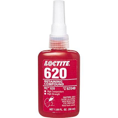 High Temperature Retaining Compound Loctite 620