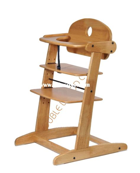 High chair woodworking plans Image