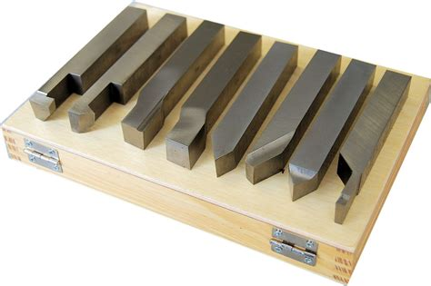 Highspeed Steel Cutting Kits For Lathes 35 Profile Kit