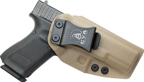 Hiking Holster Glock 23 And Homemade Glock 23 Silencer