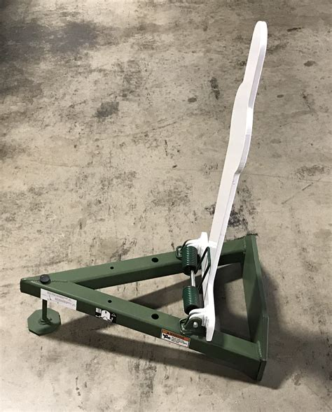 Hill Mac Gunworks Steel Rifle Target System Mini Popper