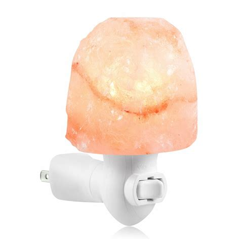 "Himalaya Salt Plug 7"" Night Light"