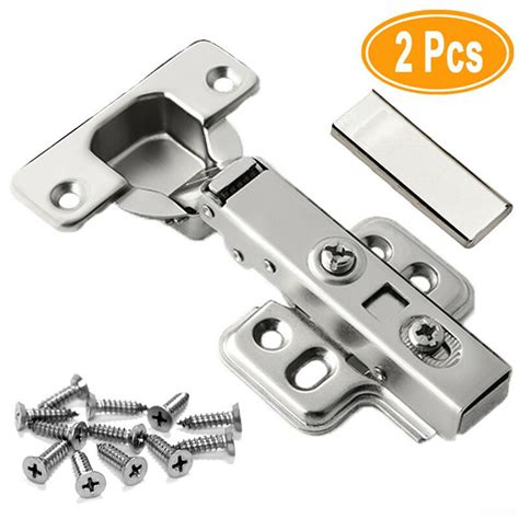 Hinges for cabinet doors Image