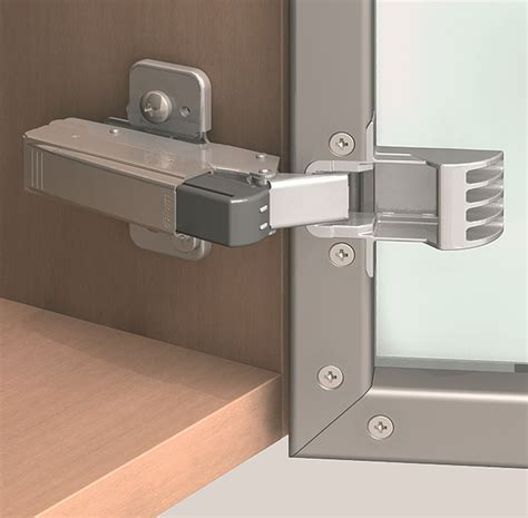 Hinges for glass cabinets Image
