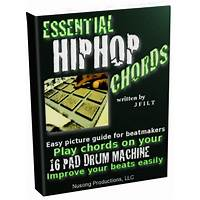 Hip hop chords ebook online tutorial