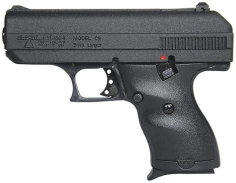 Hipoint Compact 9mm 3 5 Barrel Black Poly Grip Frame 8