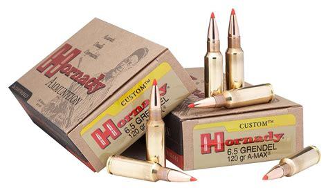 Hipster Hotness 6 5mm Grendel Hornady Custom 123gr SST Gel Test