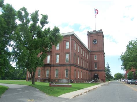 Historic Springfield Armory
