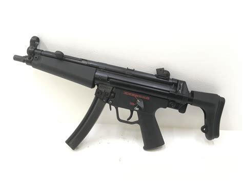 History Of Mp5 Submachine Gun Video