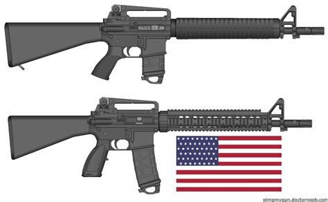 History Of The M16 Assault Rifle