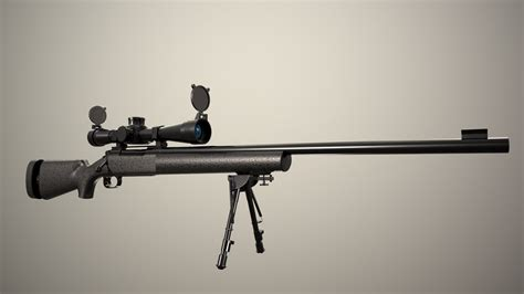 History Of The M24 Sniper Rifle