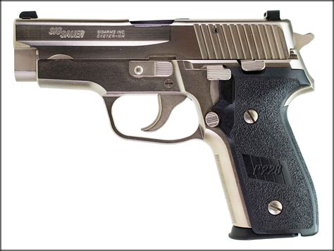 Sig-Sauer History Of The Sig Sauer P228.