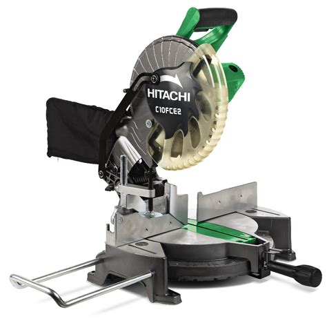 hitachi 10 inch sliding compound miter saw pdf manual