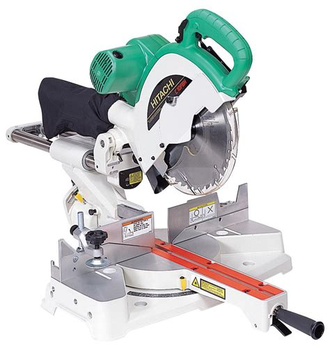 hitachi 10 sliding miter saw c10fsh pdf manual