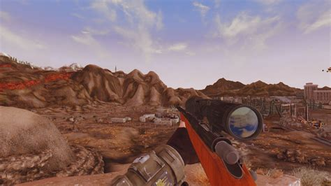 Hitman Hunting Rifle Animation