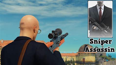 Hitman Sniper Rifle To Church