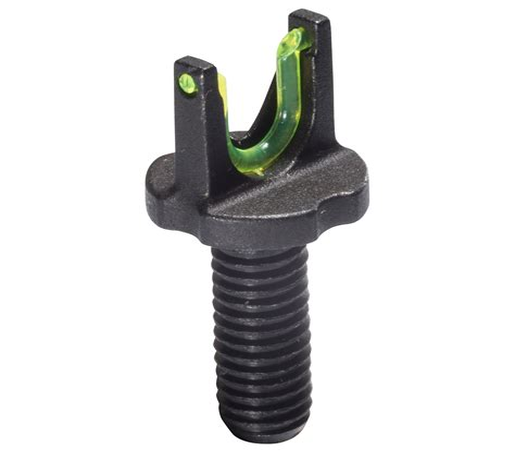 Hiviz Rifle Fiber Optic Front Sight 315