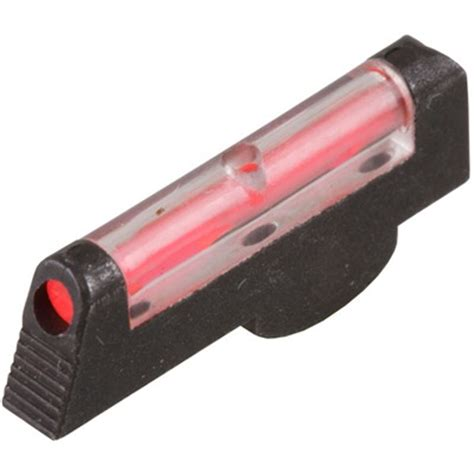 Hiviz Sw J Frame Overmolded Handgun Front Sights Sw Front Sight Red