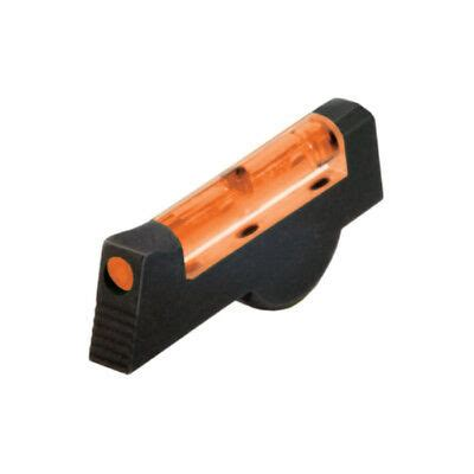 Hiviz Sw Overmolded Handgun Front Sights Sw Front Sight Orange