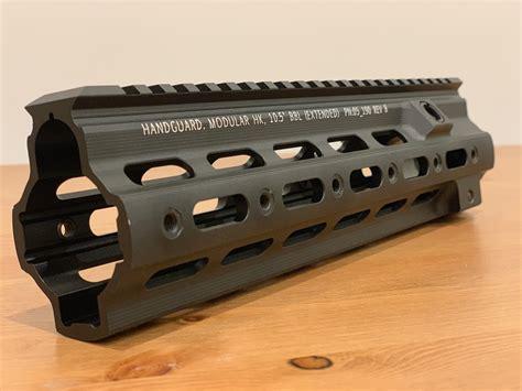 Hk 416 Style Handguard
