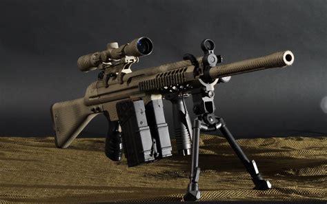 Hk 47 Sniper Rifle