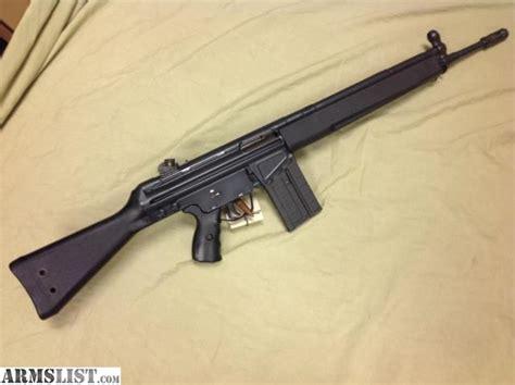 Hk Assault Rifle 308