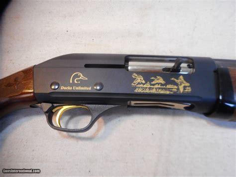 Hk Fabarm Redlion Semi Auto Shotgun