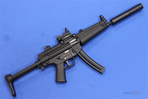 Hk Mp5 22 Rifle