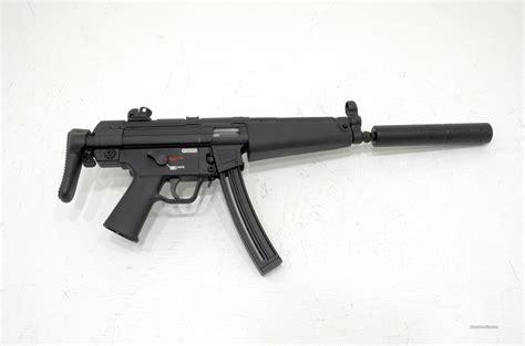 Hk Mp5 22lr Rifle For Sale
