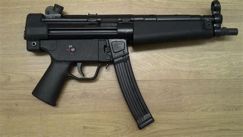 Hk Mp5 Pistol