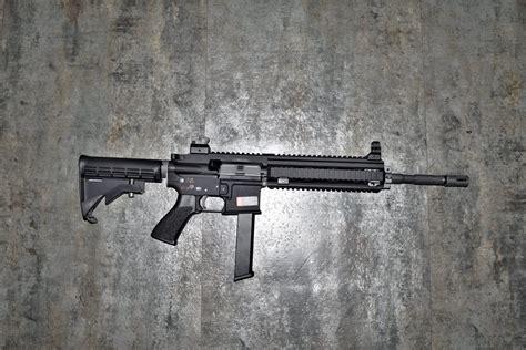 Hk416 9mm