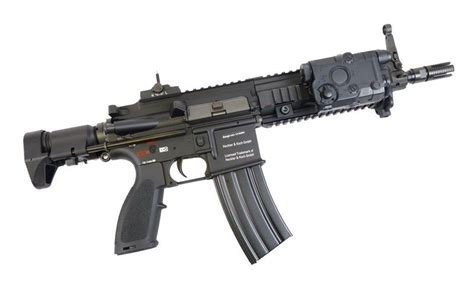 Hk416 Compact Airsoft