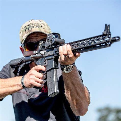 Hk416 Daniel Defense Iron Sights