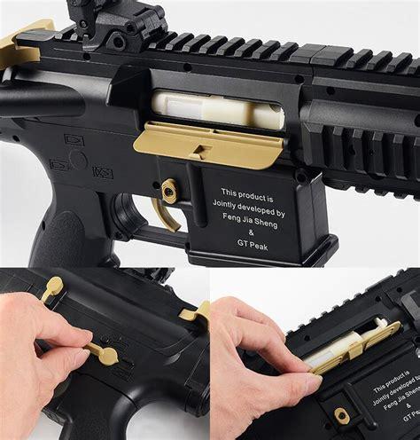 Hk416 Gel Ball Gun