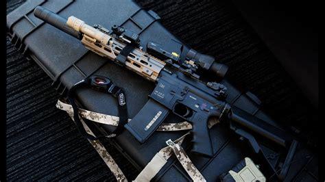 Hk416 Gun Sound