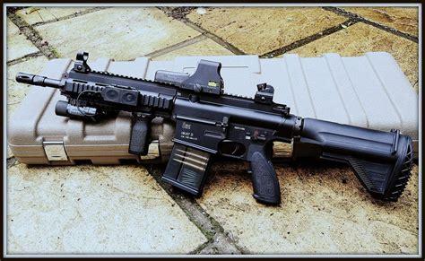 Hk417 Assault Rifle W Task