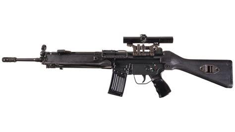 Hk93 Rifle Scope
