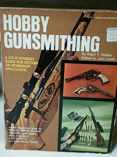 Hobby Gunsmithing Laws