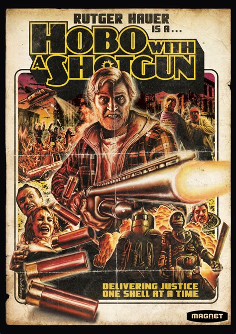 Hobo With A Shotgun Dvd Review