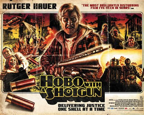 Hobo With A Shotgun Free Online