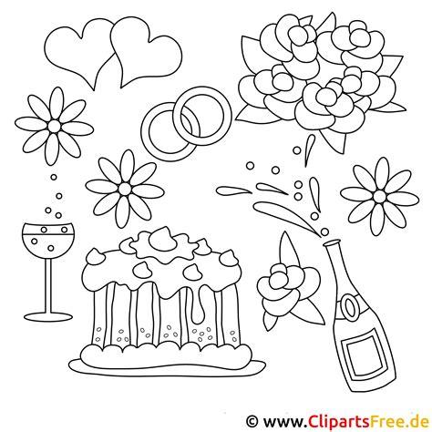 Hochzeit Malvorlagen Kostenlos