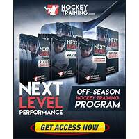 Hockey training program hockey workout system bonus