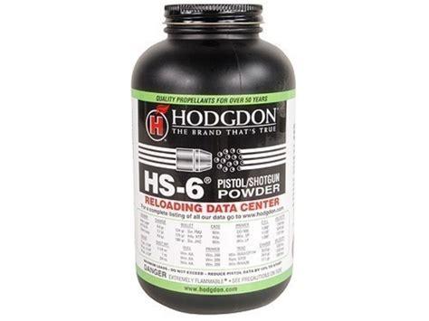 Hodgdon Hs6 Smokeless Powder