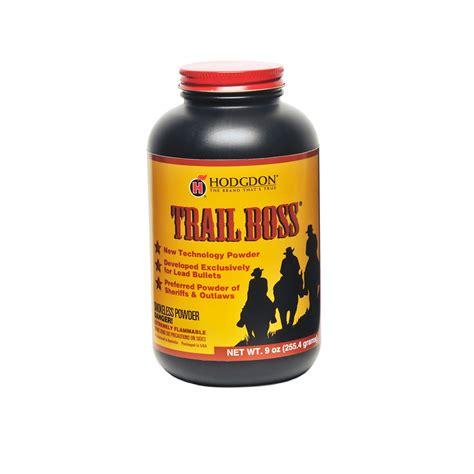 Hodgdon Powder Co Imr Trail Boss Powder Imr Trail Boss Powder 2 Lb