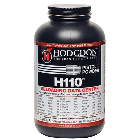 HODGDON POWDER CO INC HODGDON H110 POWDER Brownells