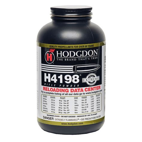 HODGDON POWDER CO INC HODGDON H50BMG POWDER Sinclair Intl