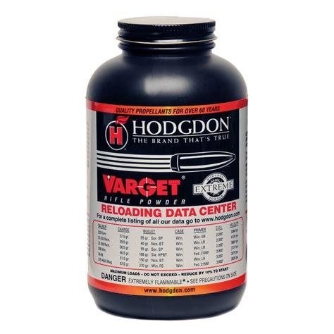 Hodgdon Powder Co Inc Hodgdon Powder Varget Brownells