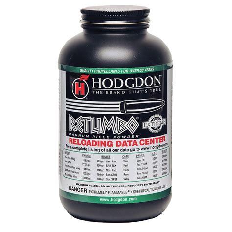 HODGDON POWDER CO INC HODGDON RETUMBO POWDER Brownells