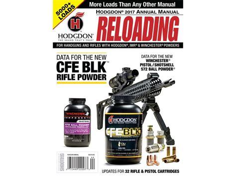 Hodgdon Reloading Manual