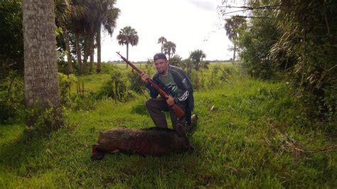 Hog Hunting With A Mosin Nagant